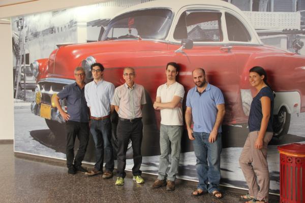 The Israeli Research Team