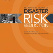 Forthcoming Special Issue of International Journal of Disaster Risk Reduction